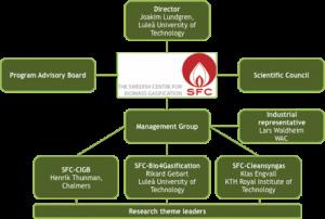 Organisation figur